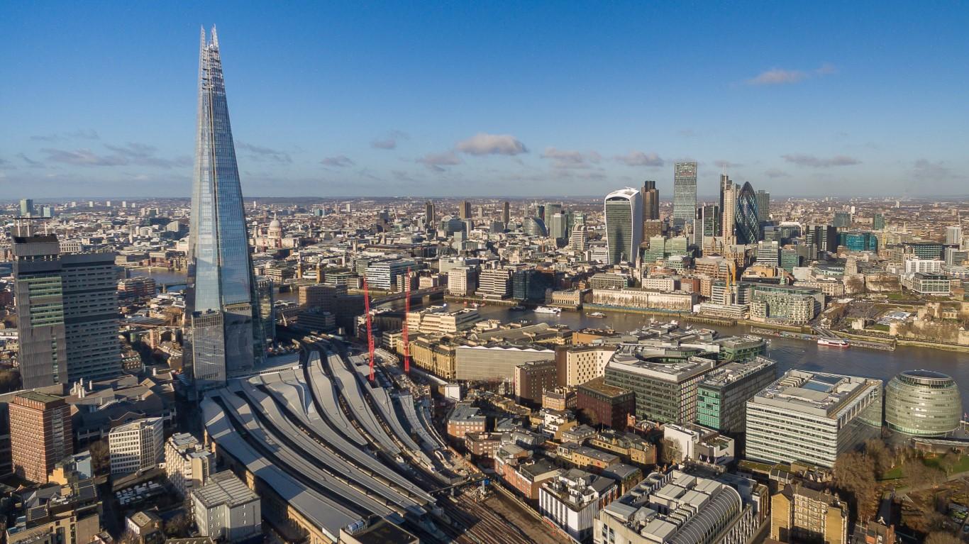 New London Bridge Property